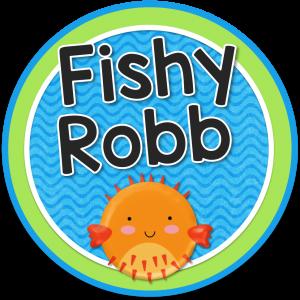 Fishyrobb: Teacher-Author on TpT