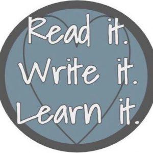 Read It. Write It. Learn It. is a Teacher-Author on TpT.