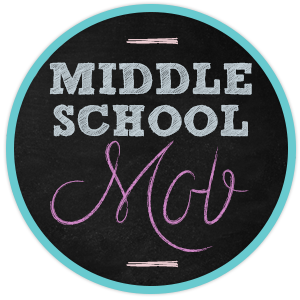 The Middle School Mob has activities to help you make the most of these last weeks of school (and keep you sane!).