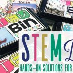 Activities for Early Finishers: STEM Bins