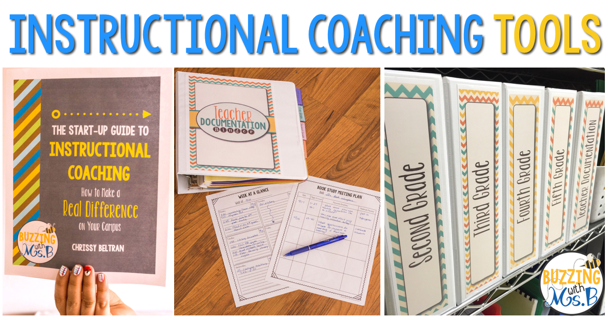 Budget your time. Know your job description. Check out the full list of tips for new instructional coaches, from an instructional coach who's been there.
