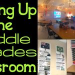 Setting Up the Middle Grades Classroom: Tips, Organizational Ideas, and More
