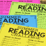 Summer Reading Challenge 2017: Perfect for Kids on Summer Break!
