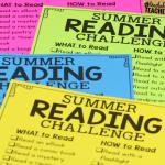 Summer Reading Challenge 2017: Perfect for Kids on Summer Break!