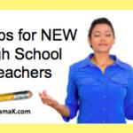 10 Tips for New High School Teachers