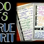 It's Time to Access Your To-Do Lists and True Grit