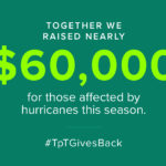 #TpTGivesBack: How We've Worked Together to Support Those in Need