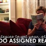 How to Get Teens to Do Their Assigned Reading