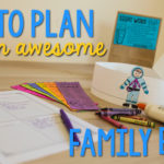 11 Steps to an Awesome Family Night Event