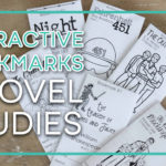 How to Use Interactive Bookmarks for Novel Studies