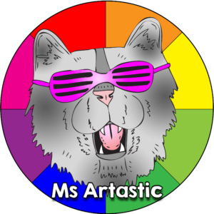 Ms Artastic: Teacher-Author on TpT