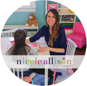 Nicole Allison: Teacher-Author on TpT