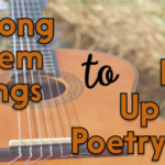 15 Poem and Song Pairings to Liven Up Your Poetry Unit