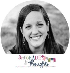 3rd Grade Thoughts: Teacher-Author on TpT
