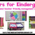 How I Run My Centers for Kindergarten