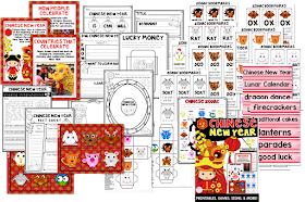 Resources for Chinese New Year