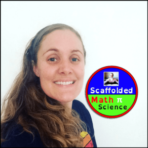 Scaffolded Math and Science: Teacher-Author on TpT