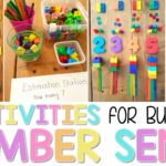 Building Number Sense to 20: Lessons and Activities for Kids