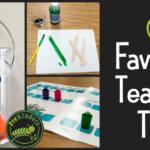 12 Favorite Teacher Tips
