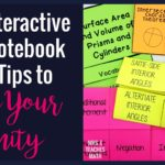 8 Interactive Notebook Tips to Save Your Sanity