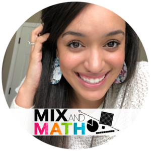 Mix and Math: Teacher-Author on TpT