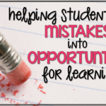 How to Turn Mistakes into Learning Opportunities