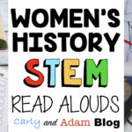 Women's History Month STEM Read Alouds