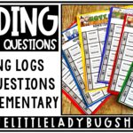 Tips for Using Classroom Reading Logs With Questions