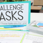 3 Ways to Challenge Your Advanced Students During Math Workshop