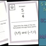 5 Reasons to Start Using Scavenger Hunts in Your Math Class Today