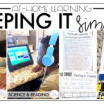 At-Home Learning: Keep It Simple