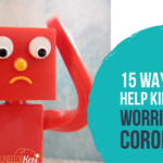 Helping Kids Who Are Worried About Coronavirus