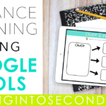 Distance Learning Using Google Tools