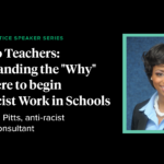 A Q&A with Anti-Racist Educator Jamilah Pitts