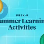 16 PreK-5 Summer Learning Activities