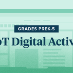 12 TpT Digital Activities for Grades PreK-5