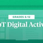 10 TpT Digital Activities for Grades 6-12