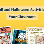 Classroom Activities for Fall and Halloween